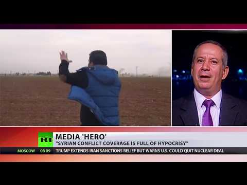 WaPo bureau chief praises 'brave Syrian journalist' – who has jihadist links