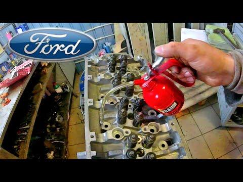 Сборка двигателя Форд Транзит 2012г. Часть1