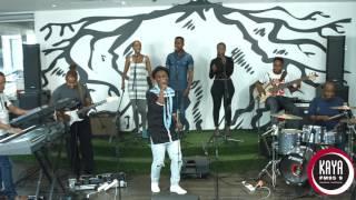 Nathi Performs, Amangama Live and Unplugged on Kaya FM