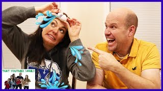 Parents Play Egged On / That YouTub3 Family I Family Channel Video