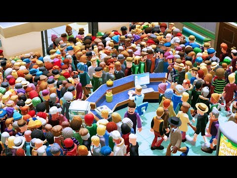 Crazy Hospital Simulator Game - Two Point Hospital |