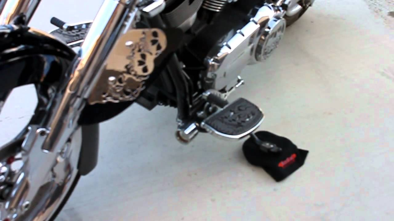 Victory Motorcycle Down Low Driving Lights From Kewlmetal Youtube Custom Kingpin Wiring Harness