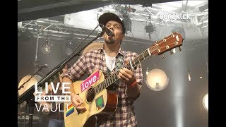 Download Mp3 Jason Mraz - I'm Yours  Live From The Vault