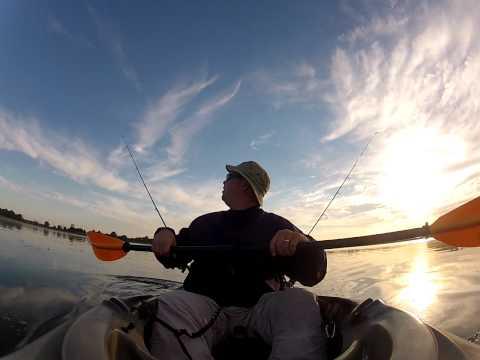 Evergreen Lake Saugeye 9-15-12.MP4