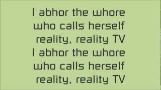 Reality TV - Serj Tankian lyrics