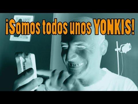 ¡Somos todos unos #yonkis!