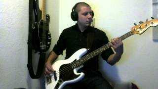 Sheila B. Devotion - Spacer (BASS COVER)