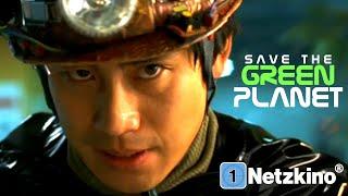 Save The Green Planet (Drama, Sci-Fi, Komödie in voller Länge, ganze Filme auf Deutsch Drama)
