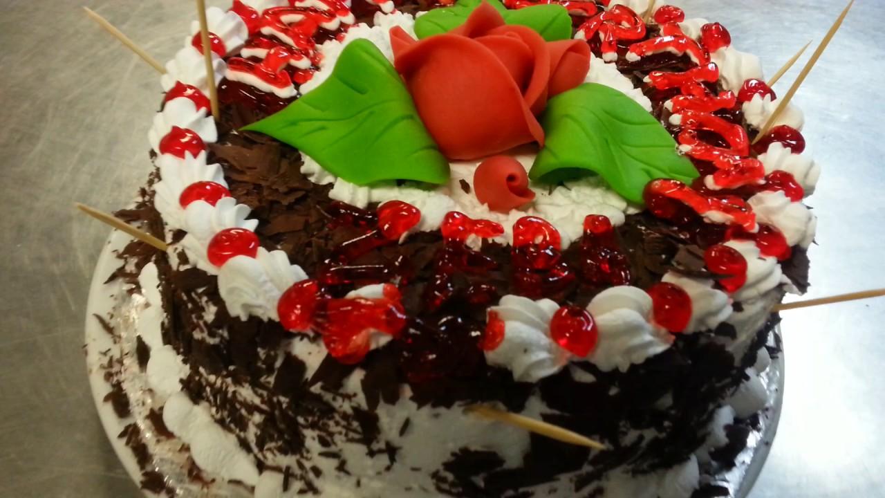 Zebas Birthday Cake