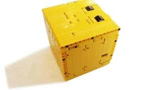 Lego Technic CUBE- or not only a CUBE?