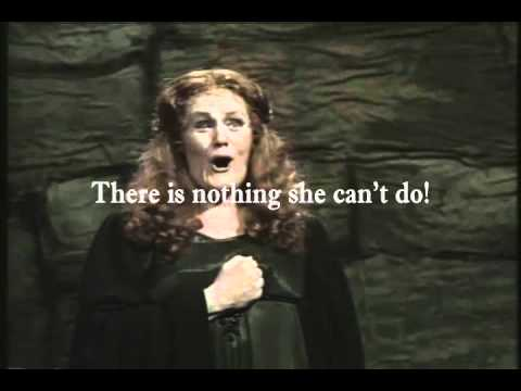 Joan Sutherland Destroys the World in 3 Notes!