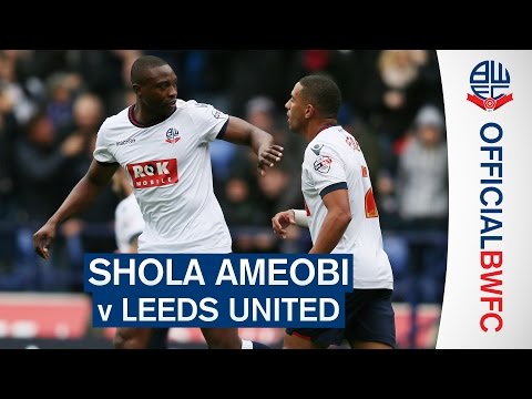 GOAL! | Shola Ameobi scores on his debut!