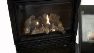 Monessen Manchester Mdv500 Direct Vent Gas Fireplace