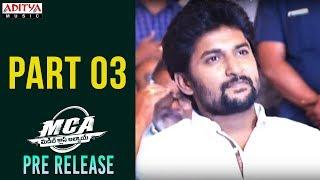 MCA Pre Release Event Part 3 || Nani, Sai Pallavi || DSP || Dil Raju || Sriram Venu
