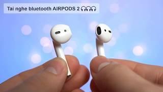 Tai nghe Bluetooth AIRPODS 2 🎧- Nhỏ và gọn