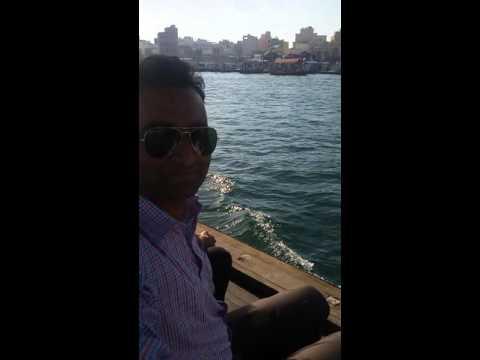 Emirates boat journey