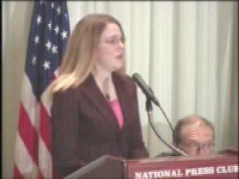 Young Woman's Testimony On Inhalant Abuse Educational Video