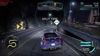 Need For Speed Carbon - Canyon Race Gold [1080p60 - GTX 1080 - 6/50]