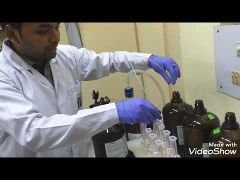 Extraction Technique: Solid Phase Extraction (SPE)