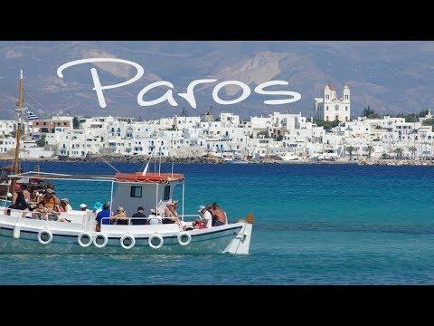 Discover Paros, Greece
