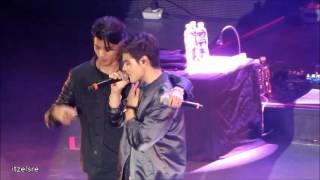 "Abraham Mateo + CNCO - ""Quisiera"" Live Auditorio Nacional 2016"