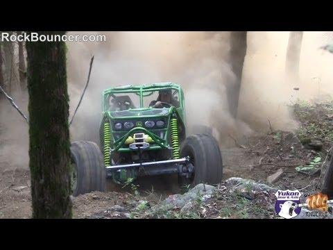 RAW HORSEPOWER - John Deere Buggy attempts 4x4th Bounty Hill
