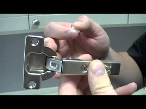 Hettich Restrictor Clip Installation Video Full Youtube