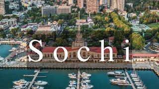 Sochi Drone 4k