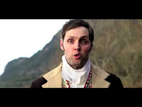ADDRESS TO A HAGGIS BY ROBERT BURNS PERFORMED BY ACTOR GARETH MORRISON
