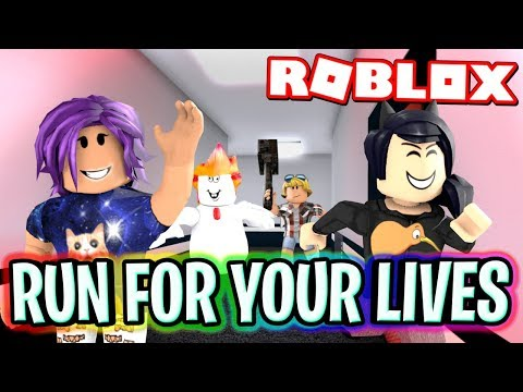 RUN FOR YOUR LIVES - ROBLOX LIVESTREAM