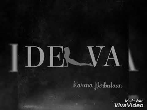 DELVA - karena perbedaan (Official Lyric Video) Single album karena perbedaan