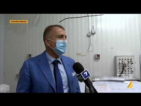 Dalla Desmon di Nusco (Avellino) arrivano gli ultracongelatori per il vaccino