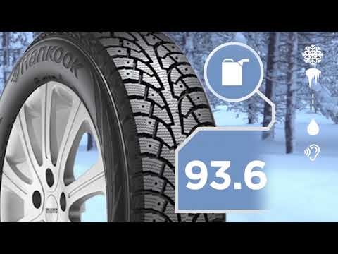 Hankook iPike RSV - YouTube