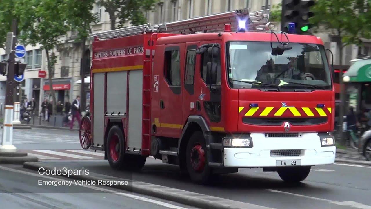 Bspp fa 23 cs port royal paris fire dept pump 23 - Centre d imagerie medicale port royal ...