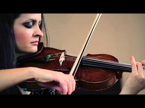Lana Trotovsek - J.S. BACH: Chaconne from Partita for Solo Violin No.2 in D minor