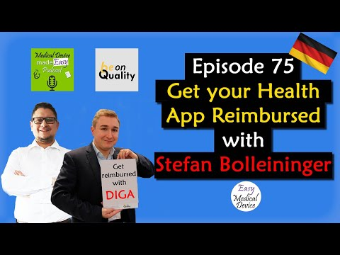 How To Get Your Digital Health Application Reimbursed In Germany? (DIGA)