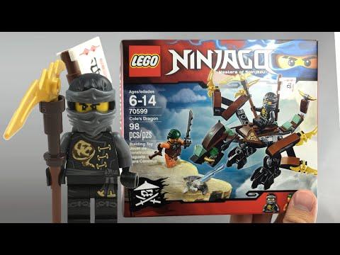 LEGO Ninjago/70599 - YouTube