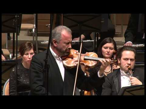 P.Tchaikovsky. Concerto for violin and orchestra. Movement 1
