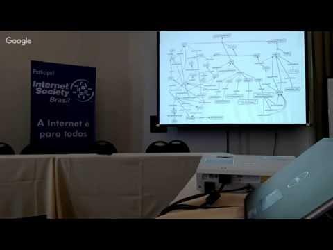 Encontro Internet Society Brasil 2015, parte 3