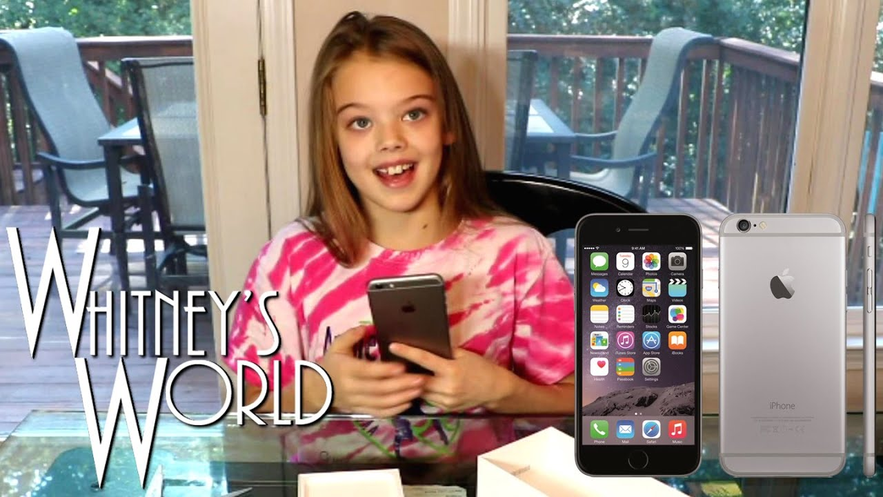iPhone 6s Plus Unboxing and Camera Review | Whitney - YouTube