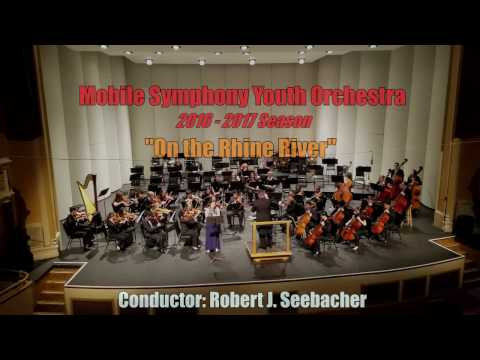 Mobile Symphony Youth Orchestra - On the Rhine River - 2016 2017