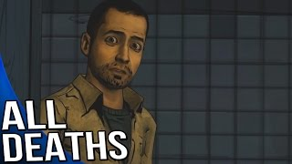 Repeat youtube video The Walking Dead Season 2 - All Deaths (All deaths in season 2)