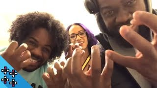 Avengers Infinity War Trailer 2 Reaction Feat Kofi Sasha And Sheamus