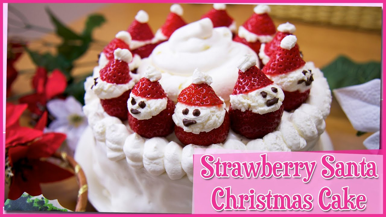 White Christmas Cake Ideas