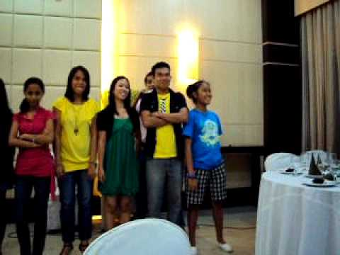 Christmas Party 2010-guessing game