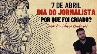 Homenagem aos jornalistas e o motivo da criação do Dia do Jornalista - 7 de abril