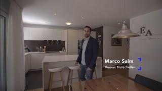 Zu verkaufen: 4½-Zimmer-Wohnung mit grossem Gartenanteil grossem Hobbyraum / REMAX, Marco Salm