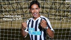 Yoshinori Muto | Welcome To Newcastle United | Skills & Goals
