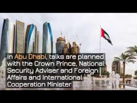 Sergey Lavrov to visit Kuwait, UAE and Qatar