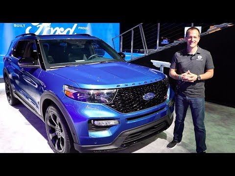Will the ALL NEW 2020 Ford Explorer ST help you forget the Focus RS?